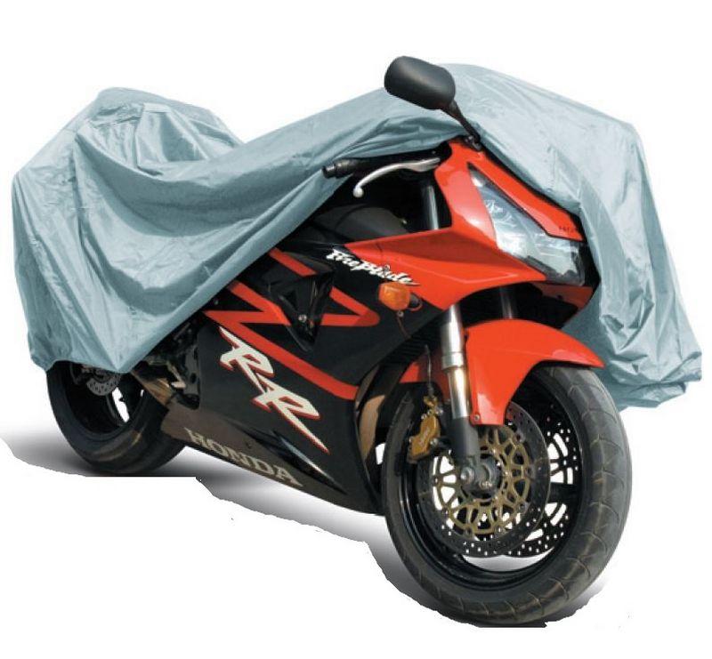 Зимняя парковка мотоциклов