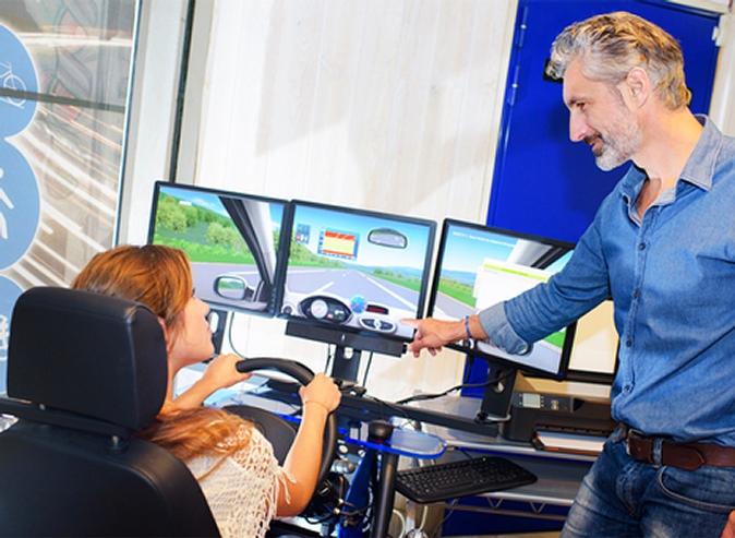 Дистанционное обучение теории вождения